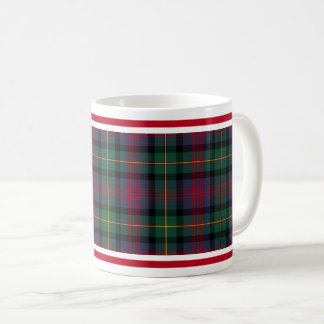 Logan Clan Tartan Coffee Mug