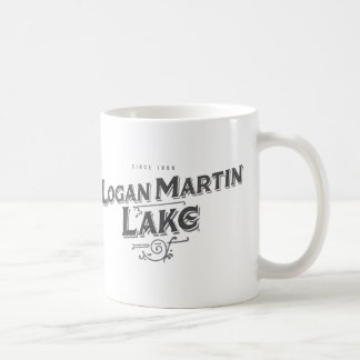 Logan Martin Lake Coffee Mug
