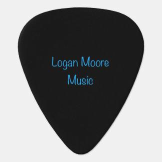 Logan Moore Music Guitar Pick
