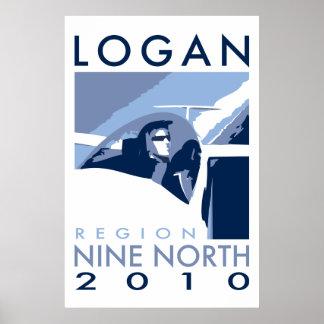 Logan Region 9 Poster