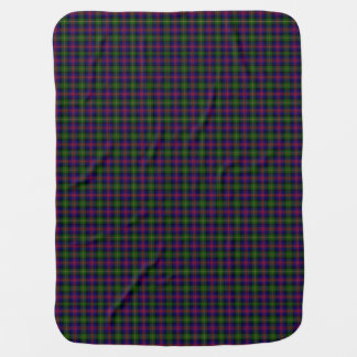 Logan Tartan Plaid Baby Blanket