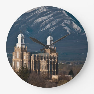 Logan Temple Wallclocks