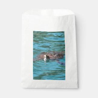 Loggerhead Sea Turtle Favour Bag