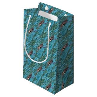 Loggerhead Sea Turtle Small Gift Bag