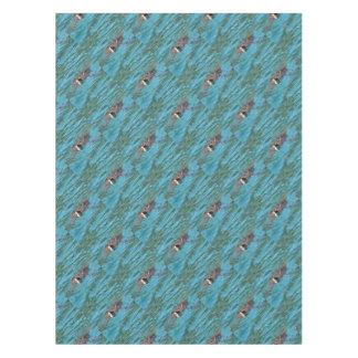 Loggerhead Sea Turtle Tablecloth