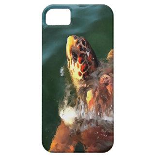 Loggerhead Turtle iPhone 5 Cover