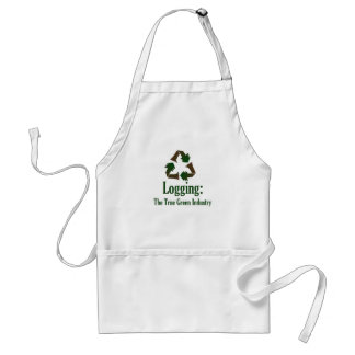Logging: Green Industry Standard Apron