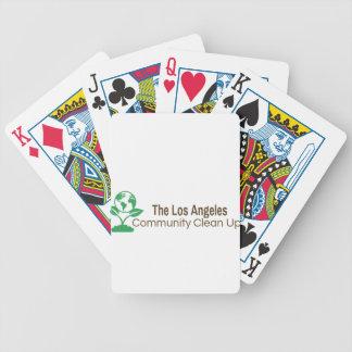 logo6 poker deck