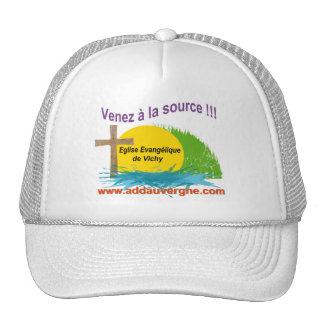 Logo ADD  Eglise Evangélique Trucker Hat