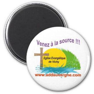 Logo ADD Eglise Evangélique Magnet