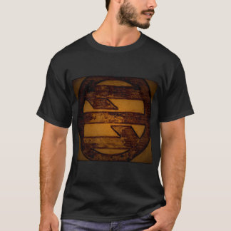 Logo AtoZ Blueback T-Shirt