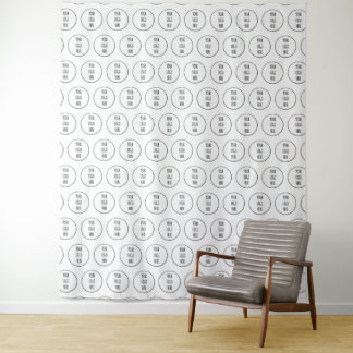 Logo Backdrop - Small Business Tapestry