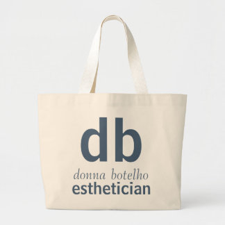 LOGO bag for esthetics, spa, massage therapy