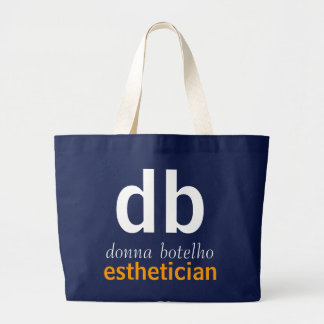 LOGO bag for esthetics, spa, massage therapy
