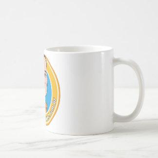 logo bola classic white coffee mug