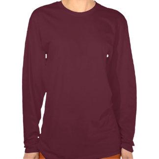 logo/branded women's long-sleeved shirt