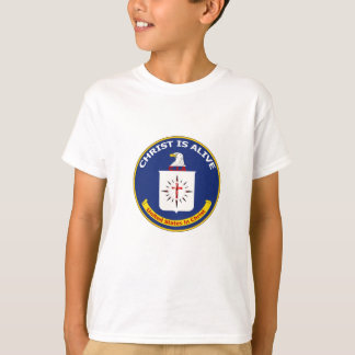 """Logo CIA """"Christ Is Alive"""" T-Shirt"""