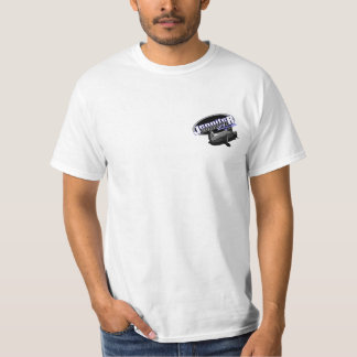 Logo Design Value T - Blue T-Shirt