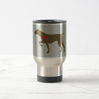 Logo Dog Commuter Mug
