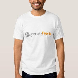 Logo EDUN LIVE T Shirt