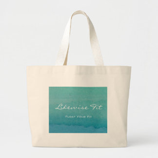 Logo Float Your Fit JUMBO Tote