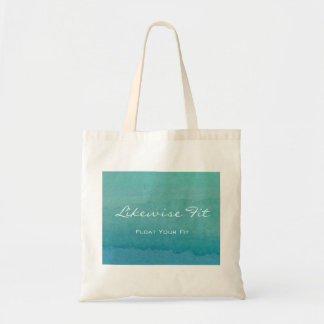 Logo Float Your Fit Tote