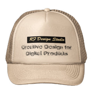 Logo Hat for Small Business
