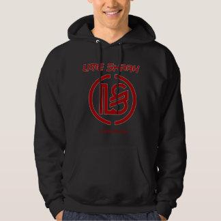 logo, limeshark.com hoodie