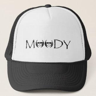 Logo Moody Trucker Hat