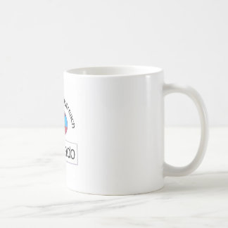 Logo mug - centered logo