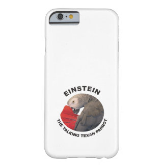 Logo of Einstein the Talking Texan Parrot Barely There iPhone 6 Case