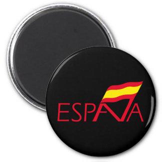 Logo of Spain Magnet
