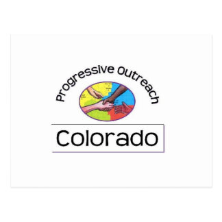 Logo postcard