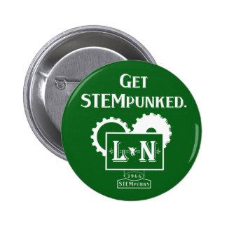 Logo + Slogan Button