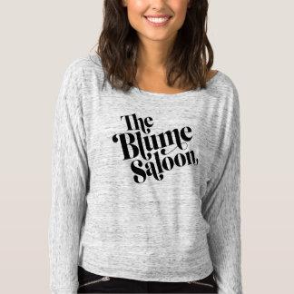 Logo Slouchy Sweatshirt (Grey)