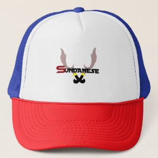 logo sundaneses trucker hat