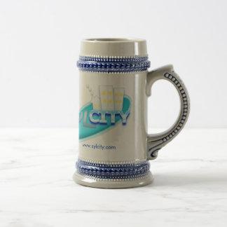 Logo sylcity catches mugs