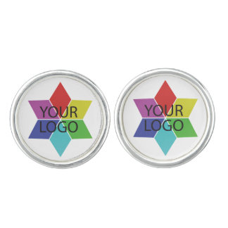 Logo Symbol Business Company Promotion Cufflinks