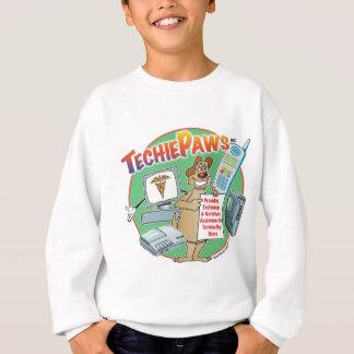 Logo- TechiePaws Sweatshirt