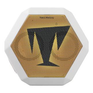 Logo Toastie White Boombox Speaker