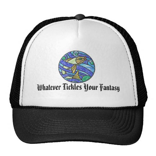 LOGO - Whatever Tickles Your Fantasy Hat