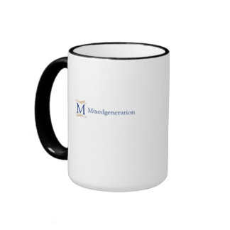 LogoColorTextRight.jpeg, Going for my Goal !!! Ringer Mug