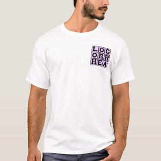 Logorrhea, Incoherent Talkativeness T-Shirt