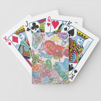 Logos Bicycle Playing Cards