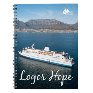 Logos Hope in Cape Town Notebook