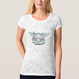LOH Flight Women's Burnout T-shirt