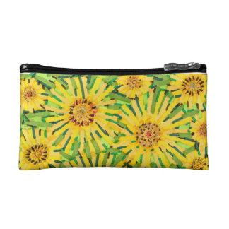 Loire Sunflower Cosmetic Bag