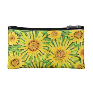 Loire Sunflower Cosmetic Bag