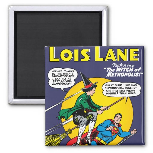 Lois Lane #1 Magnets