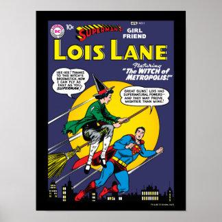 Lois Lane #1 Poster